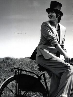 Lee Min-Ho - Vogue Girl