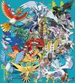 awessome legenedaries :) - legendary-pokemon fan art