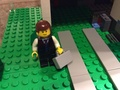 My LEGO Steve - lego photo