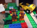 My two Emmets! - lego photo