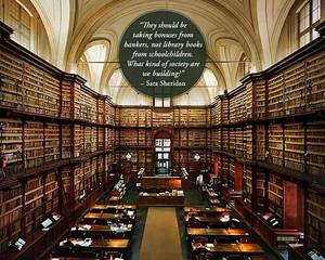 bibliothèque Quote