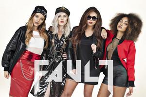 Little Mix for Fault Magazine