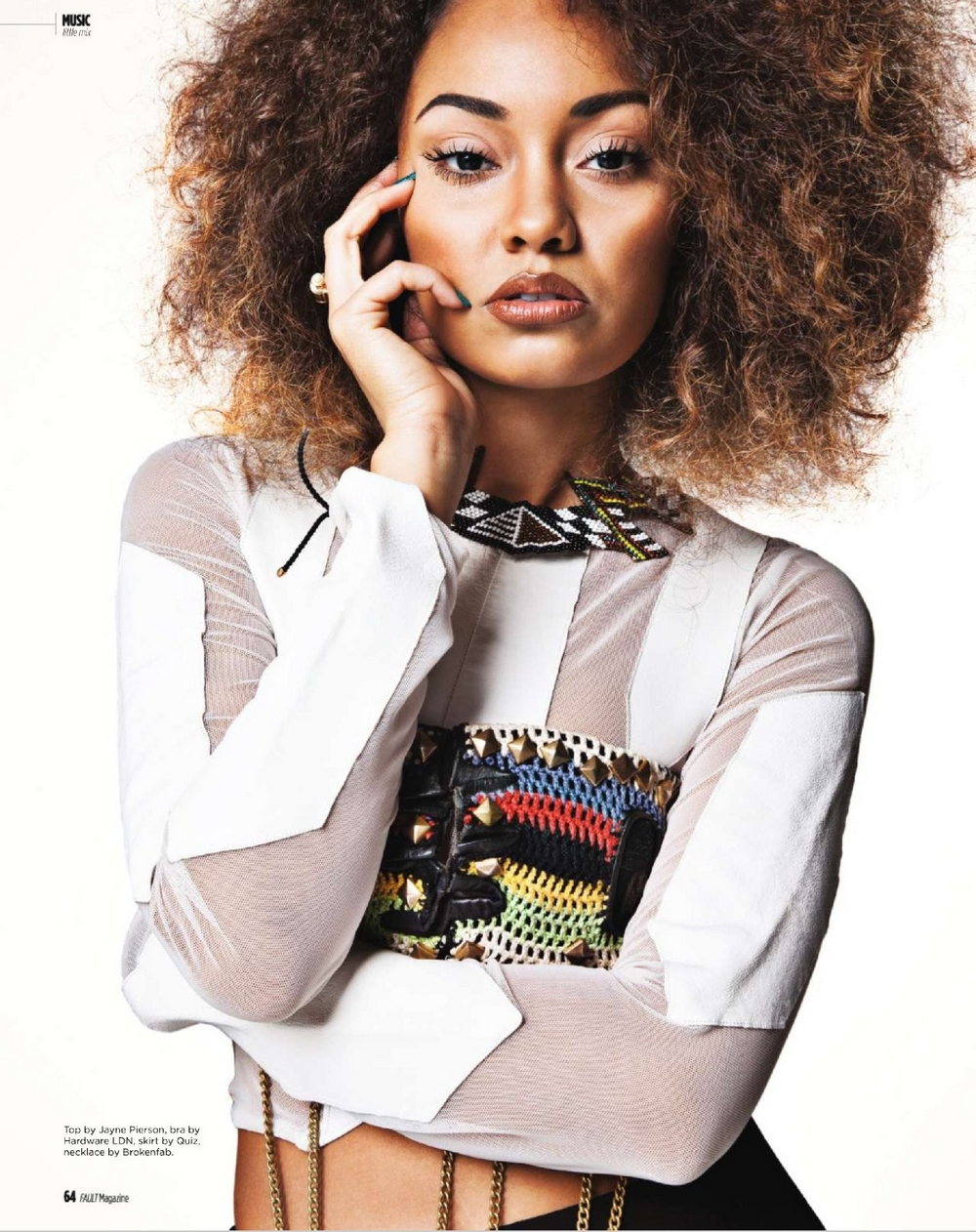 Leigh - Anne for Fault Magazine ❤