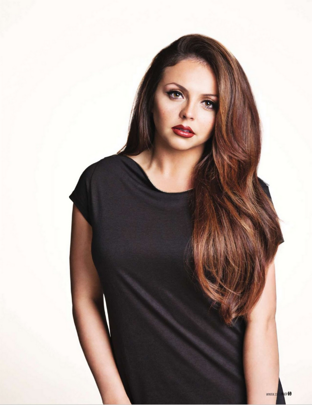 Jesy for Fault Magazine ❤