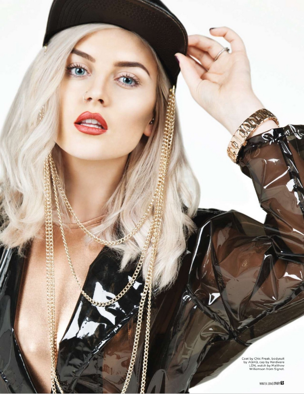 Perrie for Fault Magazine ❤