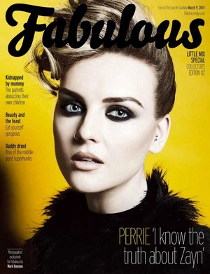 Perrie for Fabulous Magazine