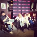 The girls today backstage talking to Z100 New York! - little-mix photo