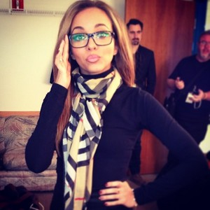 Jade today :D shes so cute!!! ❤