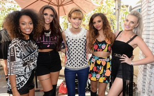 Little Mix and Bella Thorne