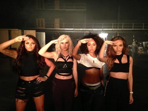 Little Mix fond d'écran called Little Mix