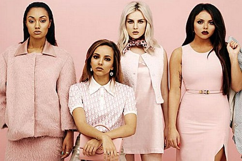 Little Mix fond d'écran possibly with attractiveness, a cocktail dress, and a nightwear titled Little Mix❤