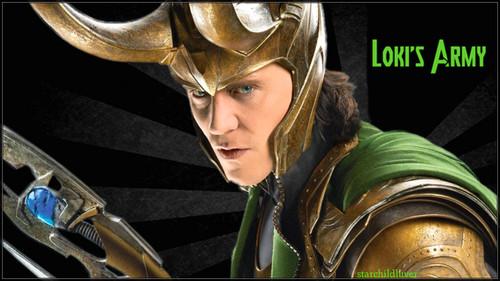 Loki (Thor 2011) fond d'écran titled Loki Laufeyson