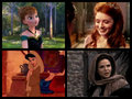 Look a likes - disney-princess fan art