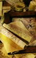 Bilbo's Maps - lord-of-the-rings photo