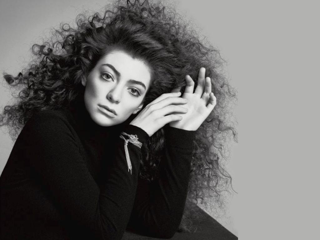 Lorde Lorde Wallpaper 36733648 Fanpop