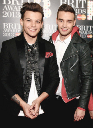 Louis and Liam