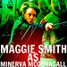 Minerva McGonagall - maggie-smith icon