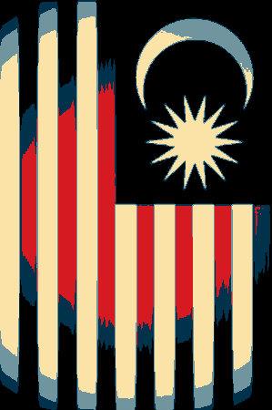Malaysia Flag 壁紙