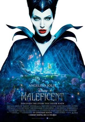 ディズニー Maleficent Poster