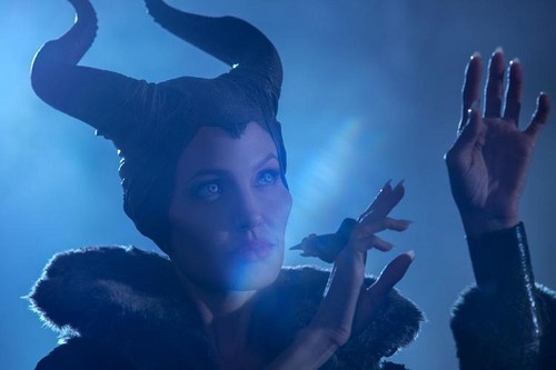 Maleficent achtergrond entitled High Resolution foto of Maleficent (2014)