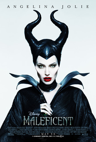 Maleficent achtergrond entitled Maleficent Poster