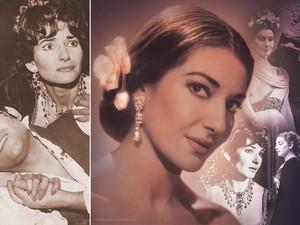 Maria Callas (December 2, 1923 – September 16,1977)