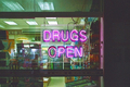 Drugs open