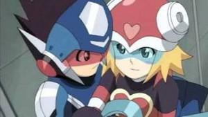 Megaman Starforce Geo X Sonia