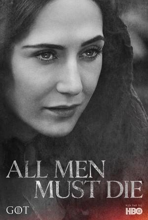 Melisandre - Character Poster (Season 4)