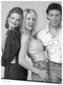 Laura, Heather and Andrew - melrose-place-original-series photo
