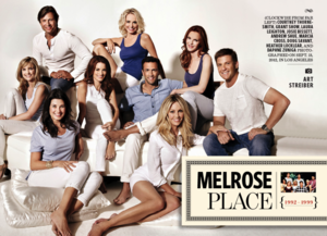 Melrose Place Reunion 2012