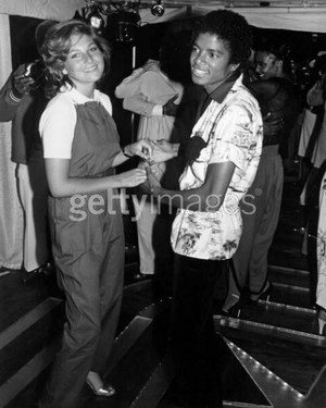 Michael And Tatum O'Neal