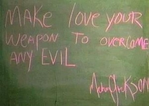 michael wrote this in Япония