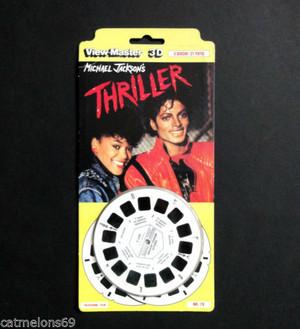 """""""Thriller"""" View-Master Discs"""