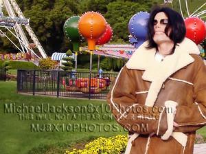 Michael At Neverland