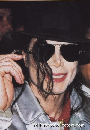 I love you Michael baby