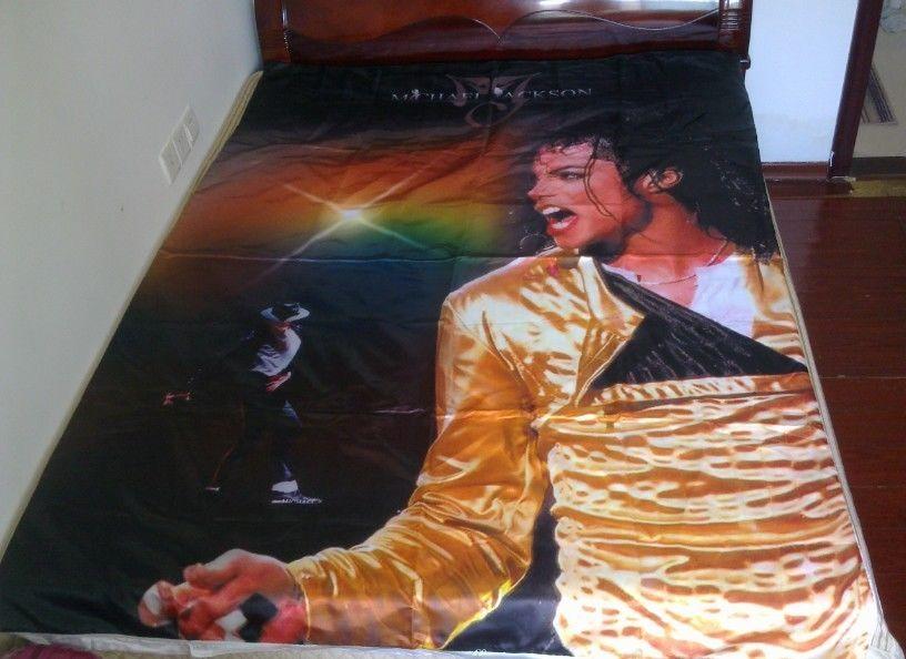 A Vintage Michael Jackson Bed Set Michael Jackson Photo 36751170