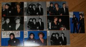 An Assortment Of Photographs Pertaining To Michael Jackson