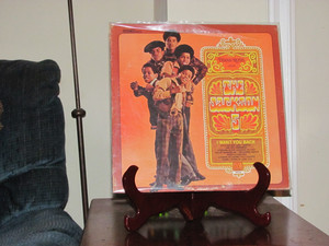 "1969 Jackson 5 Motown Debut Release, ""Diana Ross Presents The Jackson 5"""