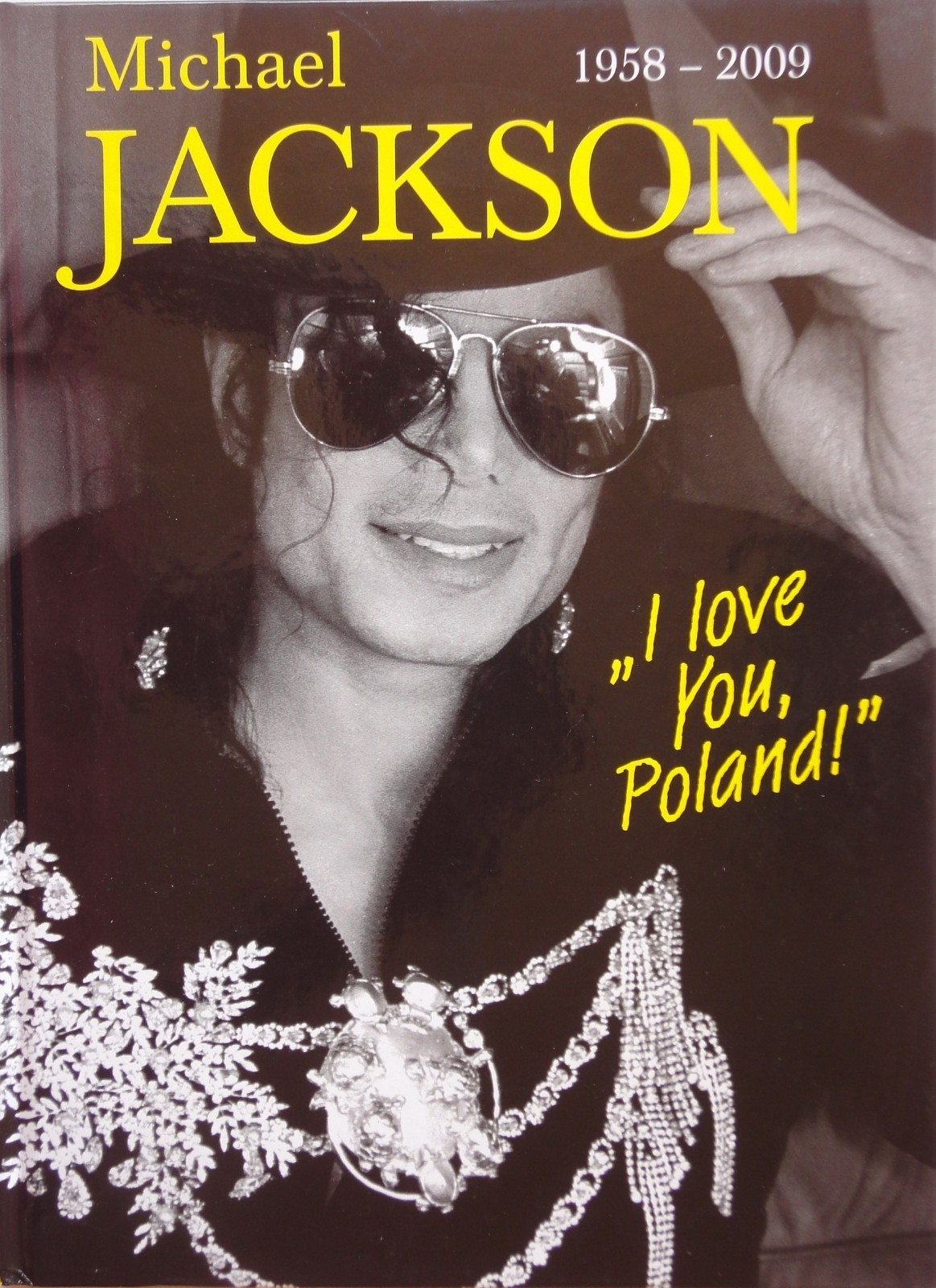 A Book Pertaining To Michael Jackson