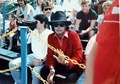 I love you Michael  - michael-jackson photo