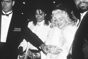 Michael and madonna