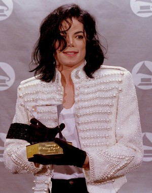 Backstage At 1993 Grammy Awards