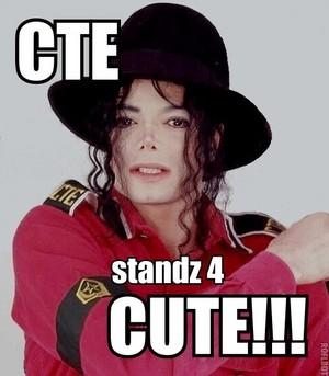 ♥ CTE = CUTE ♥
