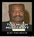 Dat head makes me go... - minecraft photo