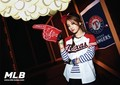 miss A's Suzy for 'MLB' - miss-a photo