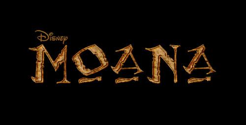 Moana wallpaper called Moana Logo