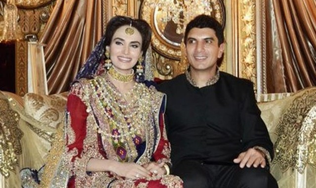 Model Mehreen Syed Marries Ahmed Sheikh - Mehreen Syed Photo
