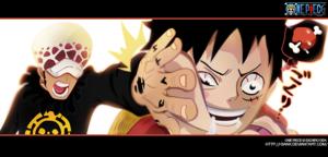 *Law / Luffy*