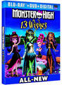 monster high 13 whishes DVD - monster-high photo
